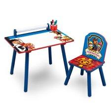 2-tlg.Kinder-Tisch Set Paw Patrol