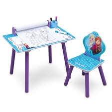 2-tlg. Kinder-Tisch Set Eiskönigin - Völlig Unverfroren