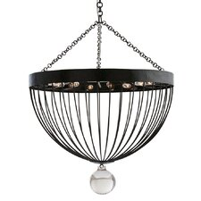 Aiden 15-Light Shaded Chandelier