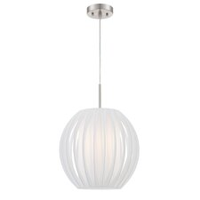Melina 1-Light Globe Pendant