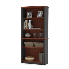 Bormann 67 Standard Bookcase by Red Barrel Studio
