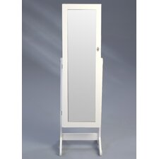 Judy Jewellery Cabinet with Mirror