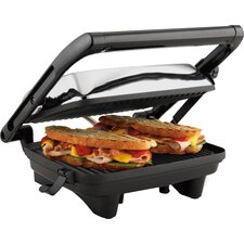 Panini Press Gourmet Sandwich Maker