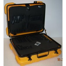 """Military-Ready"" Indestructo 2 Pallet Case: 9"" H x 18"" W x 15"" D"