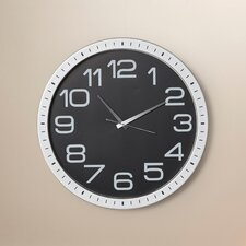 """Ceto 22"""" Large Numbers Wall Clock"""