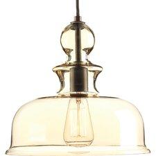 Staunton 1-Light Bowl Pendant