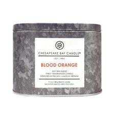 Heritage Blood Orange Scented Jar Candle