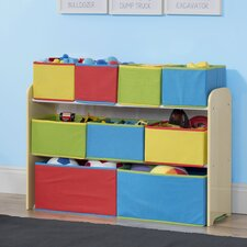 Deluxe Toy Organizer with Bins by Delta Children