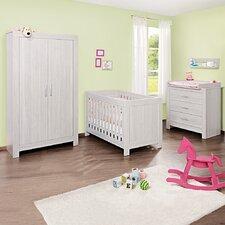 3-tlg. Kinderzimmer-Set Pepper