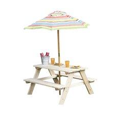 Kids Rectangle Picnic Table