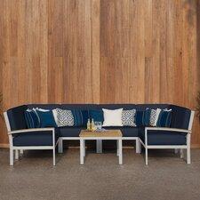 Farmington 7 Piece Deep Seating Group with Cushion