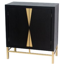 2 Door Storage Accent Cabinet by Teton Home