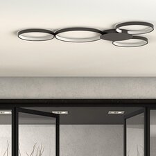 Capella 4-Light Flush Mount