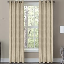 Chenille Luxe Single Curtain Panel