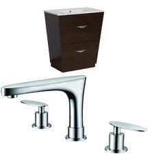 Vee 28 Single Bathroom Vanity Set by American Imaginations