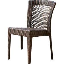 Dawson Outdoor Wicker Chair (Set of 2)