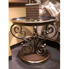 Sorrento End Table by Eastern Legends