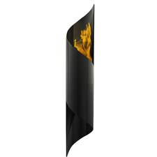 Nuvo Wall Mount Bio-Ethanol Fireplace