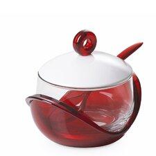 Omada Sugar Bowl with Lid