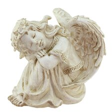 Resting Cherub Angel Outdoor Patio Garden Statue