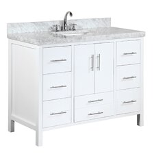 "California 48"" Single Bathroom Vanity Set"