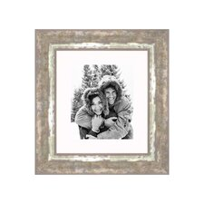"""20"""" x 24"""" Frame in Cocoa and Moss Silver"""