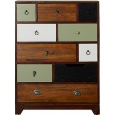 Allegheny 10 Drawer Chest