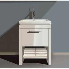2nd Floor 22.8'' Single Vanity by Duravit