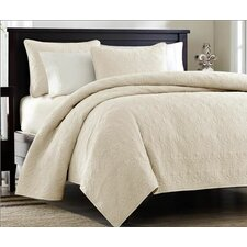 Gaston Coverlet Set