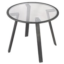 Summer Round End Table by 17 Stories