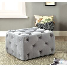 Genesee Deep Tufted Ottoman by Mercer41™