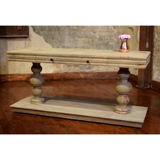 St. George Console Table by William Sheppee