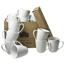 Catering Packs Round Mugs (Set of 12)