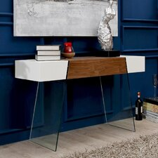 IL Vetro Cabana Console Table by Casabianca Furniture