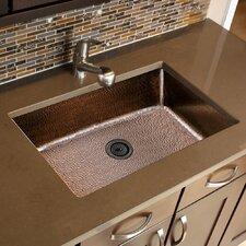 """Brightwork Home 30"""" x 20"""" Undermount Kitchen Sink"""