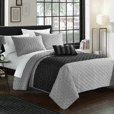 Elysee 4 Piece Quilt Set