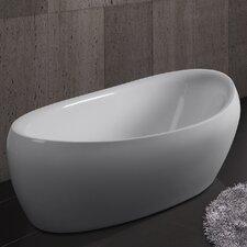 68.5'' x 32.67'' Soaking Bathtub by AKDY