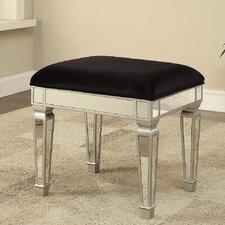 Sofia Upholstered Dressing Table Stool
