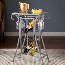 Herbert 10 Bottle Floor Wine Rack