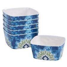 Melamine Ice Cream Bowl (Set of 6)