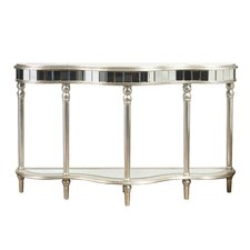 Zulte Console Table by House of Hampton