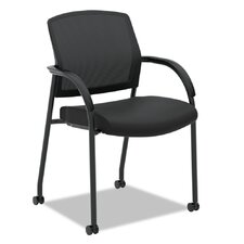 Lota Series Mesh Guest Side Chair
