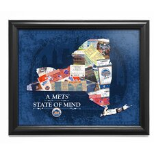 'New York State of Mind' Framed Wall Art