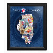 Illinois State of Mind Framed Wall Art