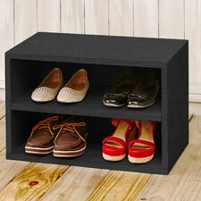 "Divided Storage Box 15"" Standard Bookcase"
