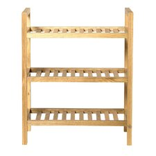 New Waverly 3 Tier Narrow Shoe Rack