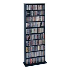 Conners Multimedia 63 Standard Bookcase by Charlton Home