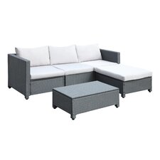 Lachesis 5 Piece Seating Group