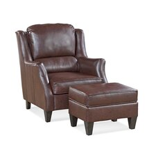 Serta Upholstery Cornell Ottoman by Darby Home Co