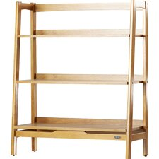 "Easmor 44"" Leaning Bookcase"